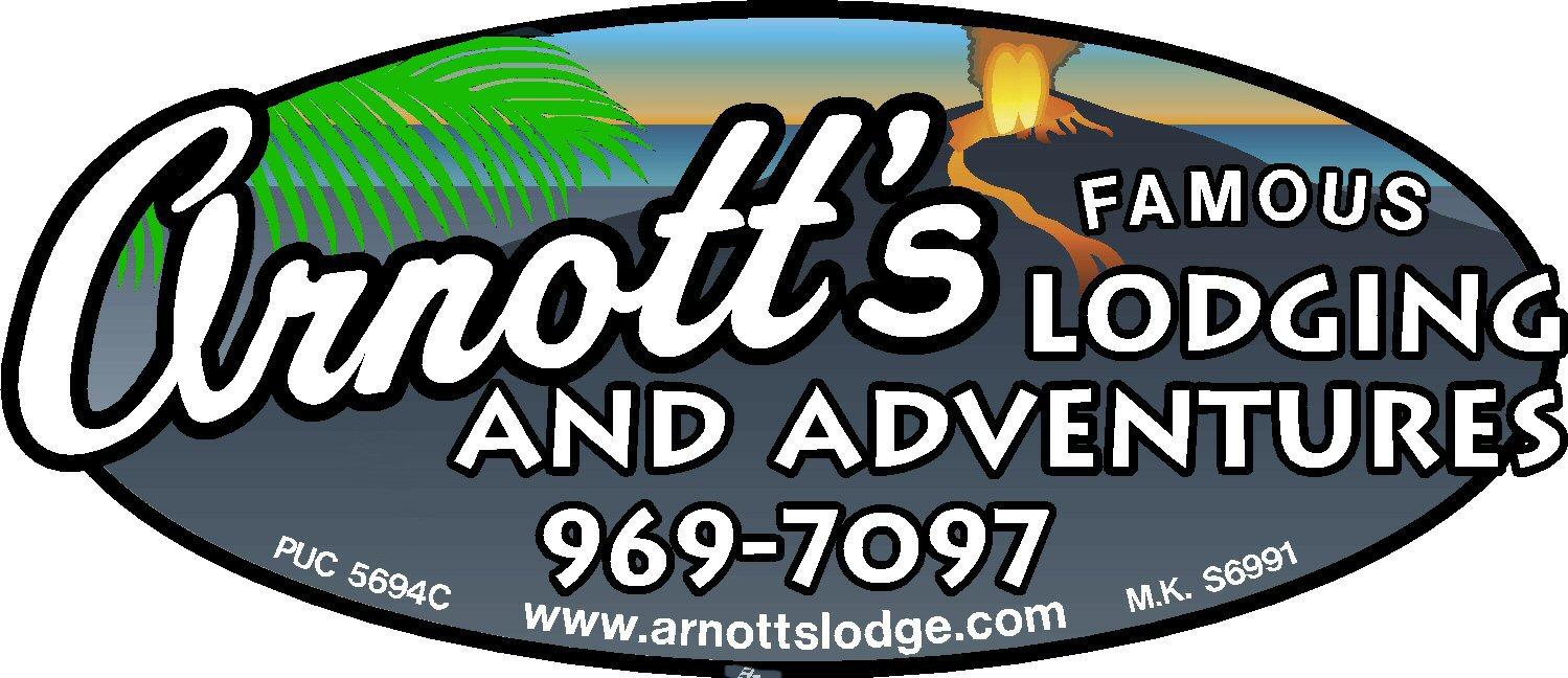 Arnott's Lodge Hilo Hawaii